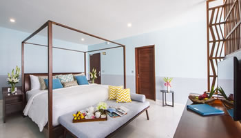 Premiere One Bedroom Villa