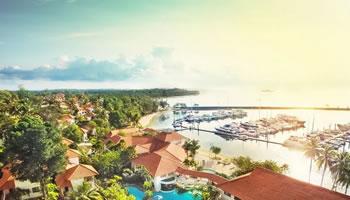 Nongsa Point Marina & Resort