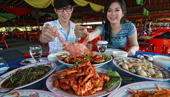 Golden Prawn Seafood Restaurant
