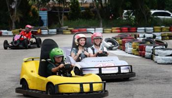 Go Kart @ Golden City