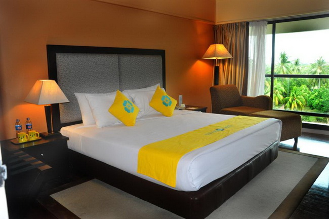 Batam View Deluxe Room (Double Bed)