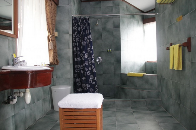 Batam View Two Bedroom Villa (Bathroom)
