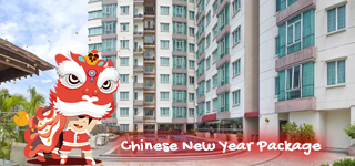BCC Hotel Chinese New Year Package