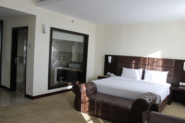 BCC Executive Deluxe Room (Double Bed)
