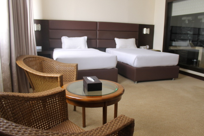 BCC Executive Deluxe Room (Twin Bed)