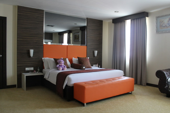 BCC Royal Suite Room