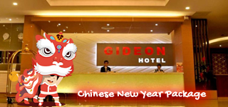 Gideon Hotel Chinese New Year Package