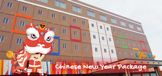 Golden Bay Hotel Chinese New Year Package