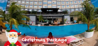 2D1N Golden View Hotel Christmas Package