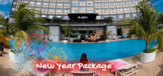 2D1N Golden View Hotel New Year Package