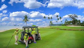 Palm Spring Golf