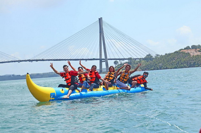 harris resort barelang sport and activities