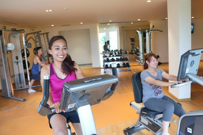 harris resort fitness center