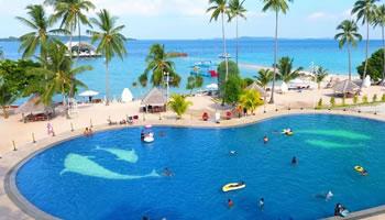 Kepri Coral Island