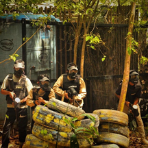 Batam Paintball