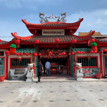 Tua Pek Kong Temple