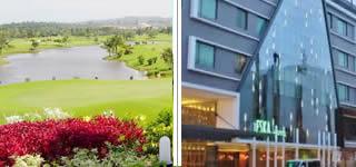 Indah Puri Golf + Eska Hotel