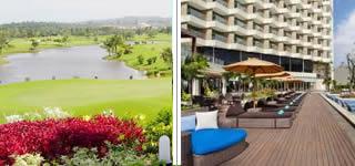 Indah Puri Golf + Radisson Hotel