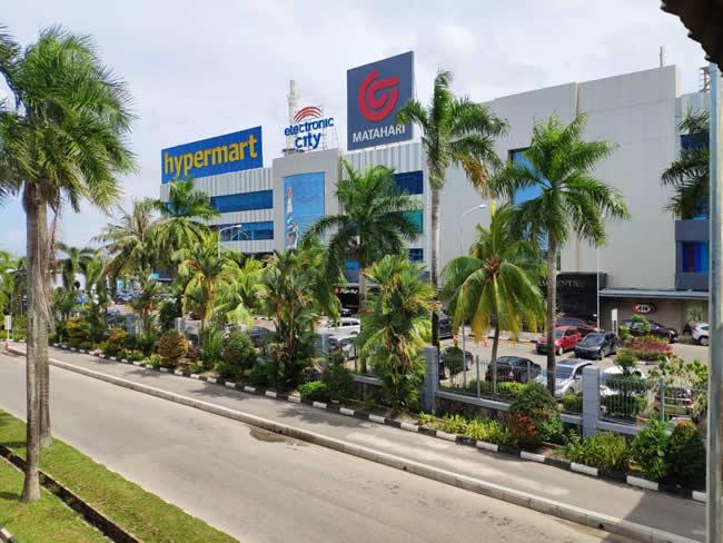Batam Shopping Place Mega Mall Batam Center