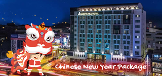 Nagoya Hill Hotel Chinese New Year Package