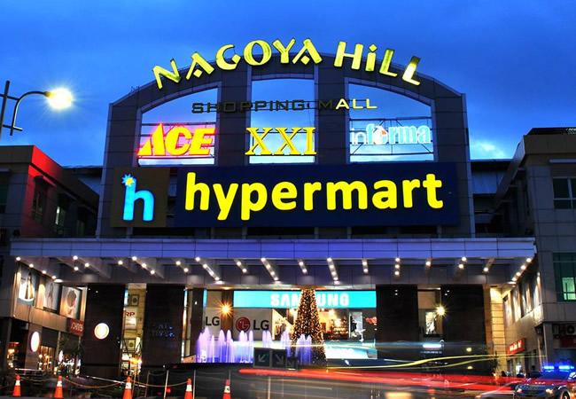 Nagoya Hill Mall Batam