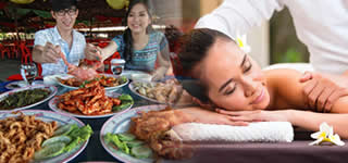 One Day Batam Tour + 60 Mins Massage
