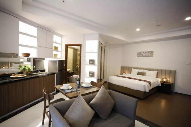 Panbil Residence Executive Room