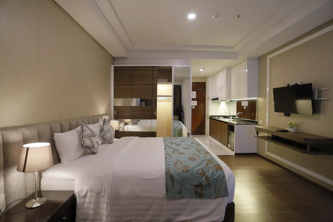 Panbil Residence Superior Room
