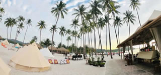 Ranoh Island, A Hidden Gem Nearby Batam