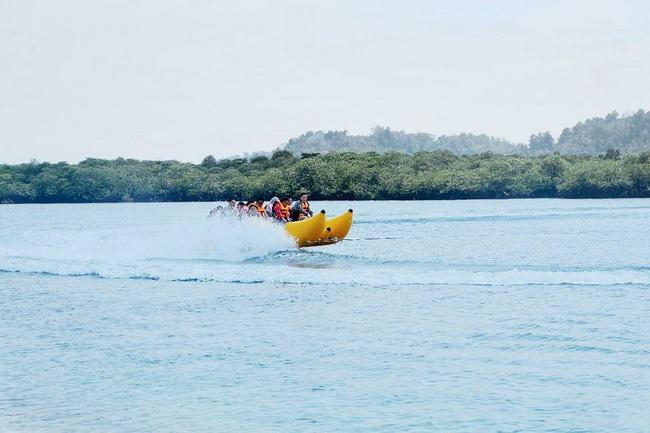 Water Activities at Ranoh Island