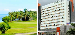 Tamarin Santana Golf + Harris Batam Center Hotel