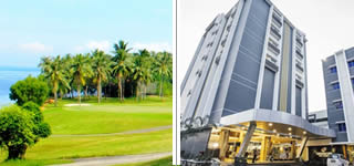 Tamarin Santana Golf + Sahid Batam Center Hotel