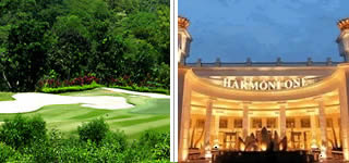 Tering Bay Golf + Harmoni One Hotel