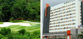 Tering Bay Golf + Harris Batam Center Hotel