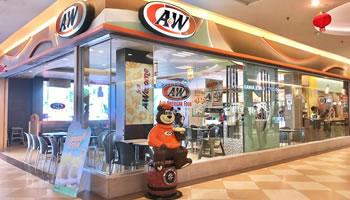 A&W Restaurant Mega Mall Batam