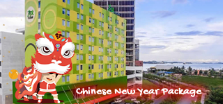 Zest Harbour Bay Hotel Chinese New Year Package
